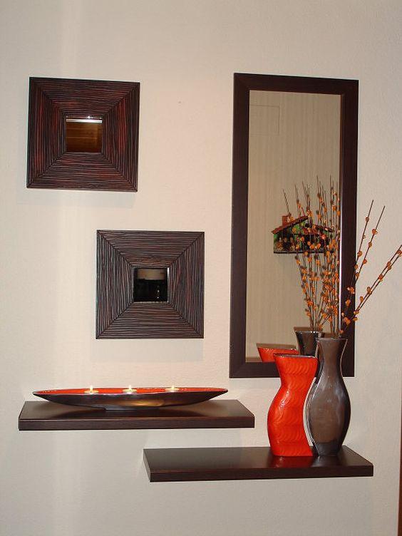 Construir un recibidor de Diseño   Decorar tu casa es facilisimo.com