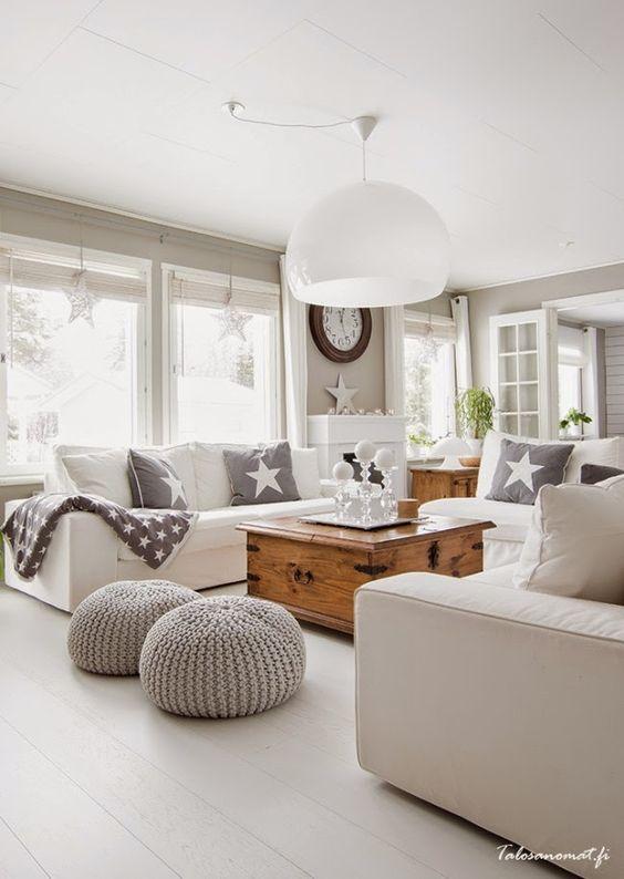 Cómo decorar tu casa con el color beige y gris : MartaBarcelonaStyle's Blog