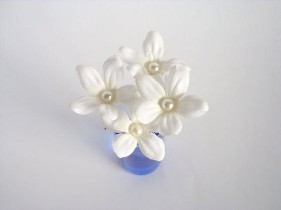 Ivory Bridal Stephanotis
