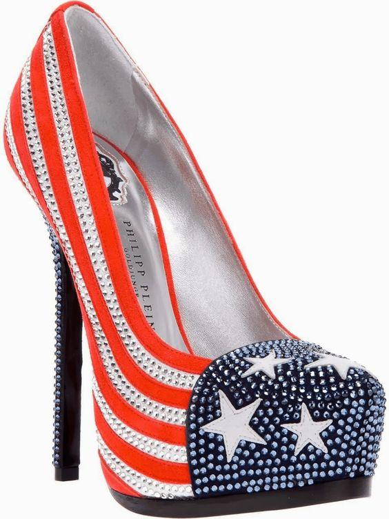 Bellos zapatos de mujer | Estilos y colores Moda 2014