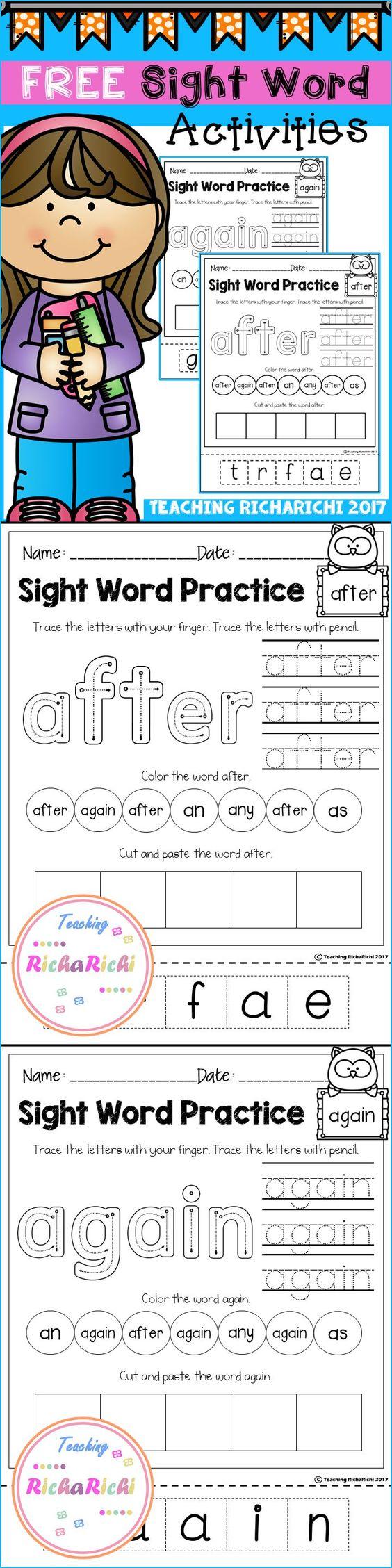 Worksheet Pre K Reading Activities free kindergarten activities pre k first grade pre