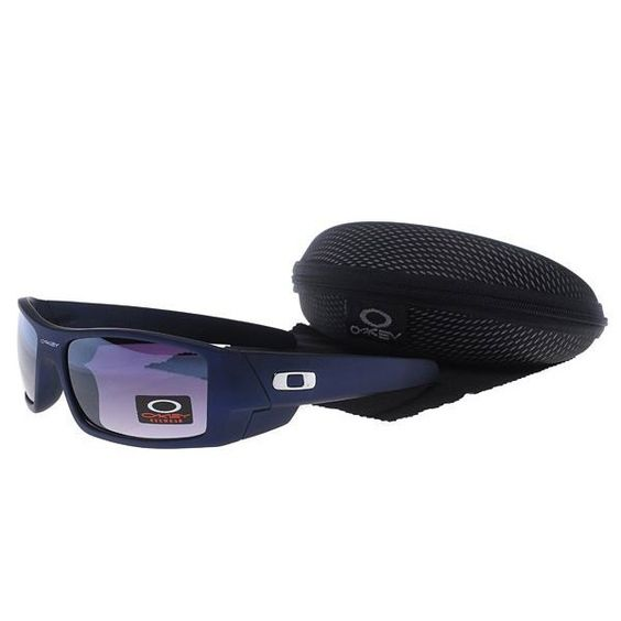 oakley gascan sunglasses cheap  $15.99 cheap oakley gascan sunglasses purple lens blue frames deal racal