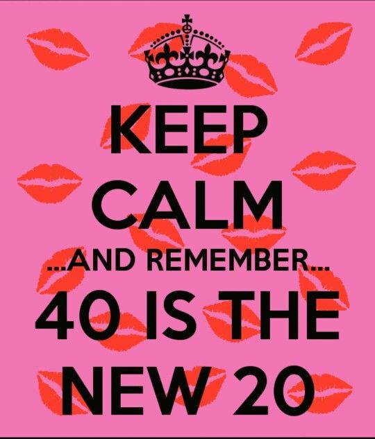 40 Jarig