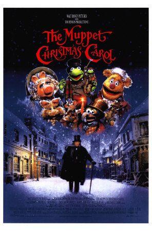 """The Muppet Christmas Carol"" (1992)   Best Christmas movie EVER."