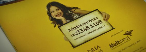 Folheto de Vendas mega