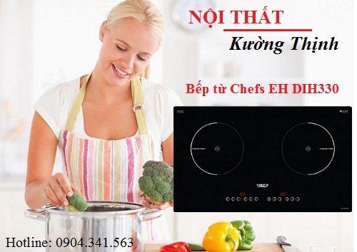 Vì sao nên mua bếp từ Chefs EH DIH330