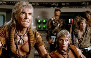 Star Trek – A Ira de Khan (Star Trek: The Wrath of Khan, Nicholas Meyer, EUA, 113 min)