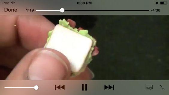 Little sandwich