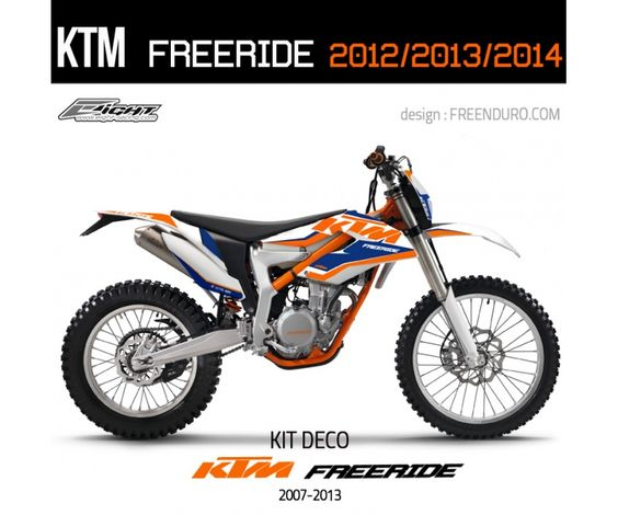 kit d 233 co ktm freeride http www eight racing fr kit deco ktm exc 1320 kit deco ktm freeride