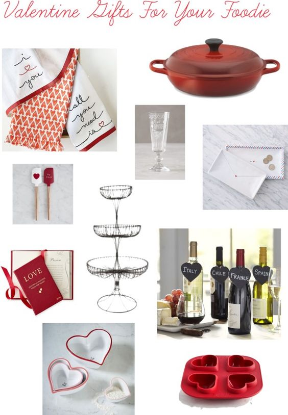 valentine gifts for the foodie!!