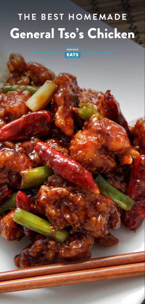 Bringing Home General Tso's Chicken | The Food Lab