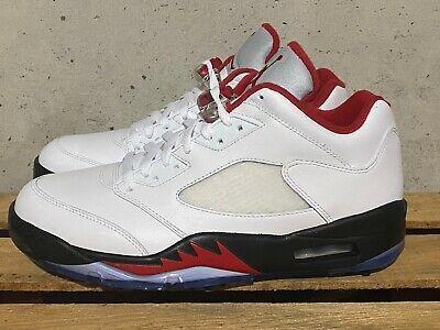 Air Jordan V Low Golf Shoes Mens Size 10 Retro 5 Nike Mj 23 Fire Red In 2020 Golf Shoes Mens Air Jordans Jordan V