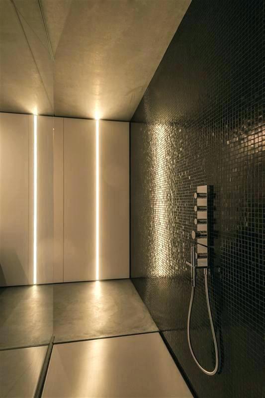 Bathroom Shower Lighting Bathroom Alcove Shower Lighting Ideas