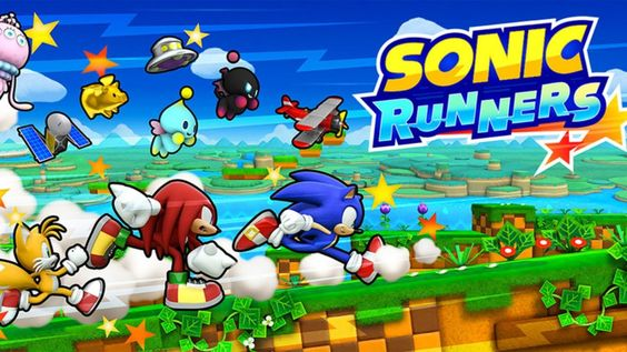 Sonic Runners - Free On Android & iOS - Gameplay Trailer
