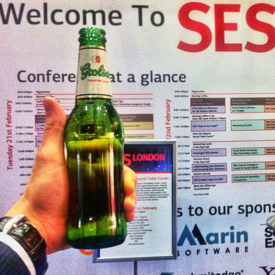 interesting #socialmedia solution on budget session - welcome to #seslondon w/in #WinterMagic wednesday... ;o)
