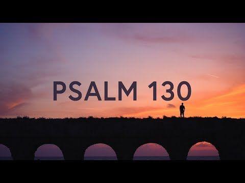 I Will Wait For You Psalm 130 Lyrics Shane Shane Youtube