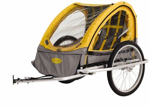 InStep Rocket Aluminum Bike Trailer $169