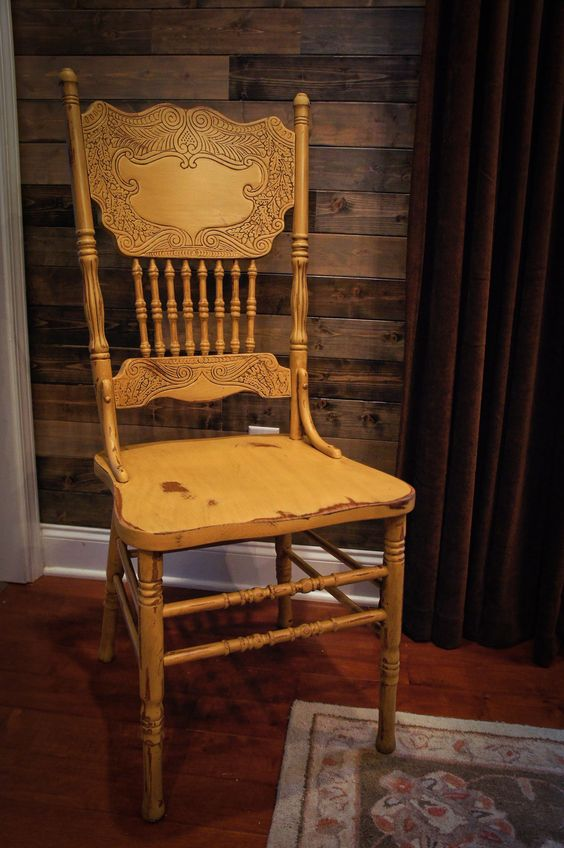 Oak Chairs Annie Sloan And Chairs On Pinterest