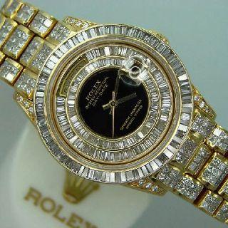facebook.com/FashionIsMyDrug    Diamond Rolex Watch