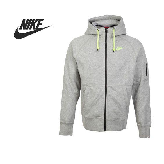 Barato Original nike homens sports jacket 545262   064 frete grátis, Compro Qualidade Bowling jaquetas diretamente de fornecedores da China: