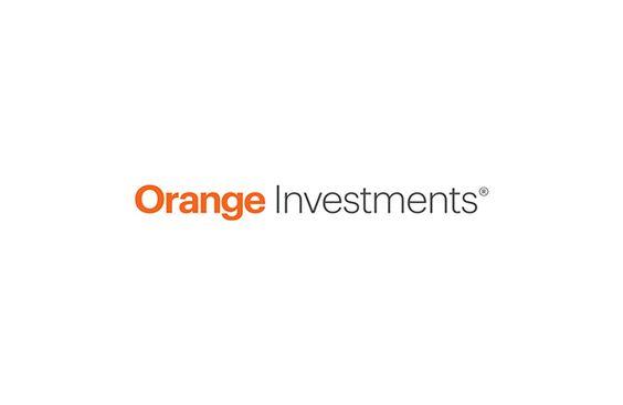 Orange Investments. on Behance
