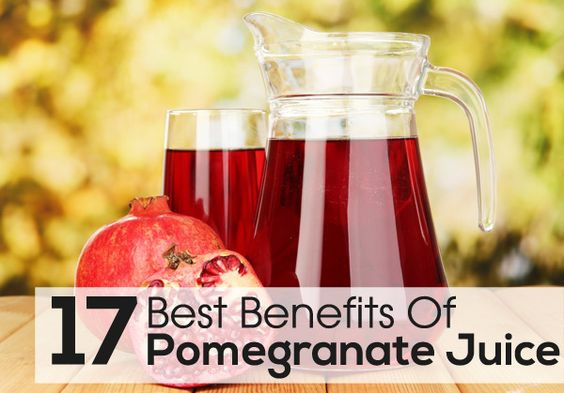 17 Best Benefits and Uses Of Pomegranate Juice For Skin, Hair and Health