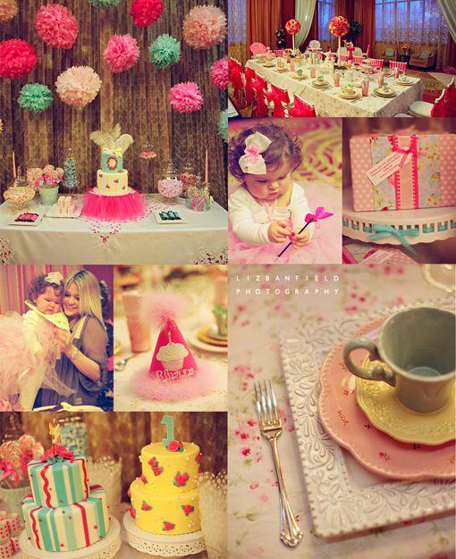 birthday for little girls