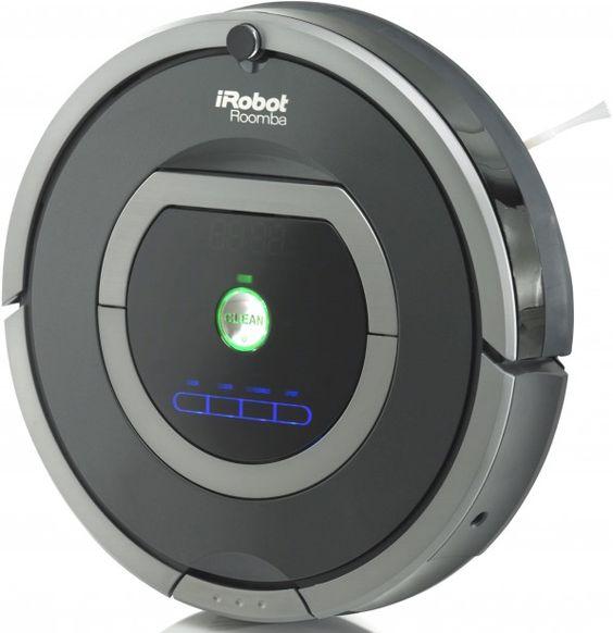 Ensaio Roomba 780