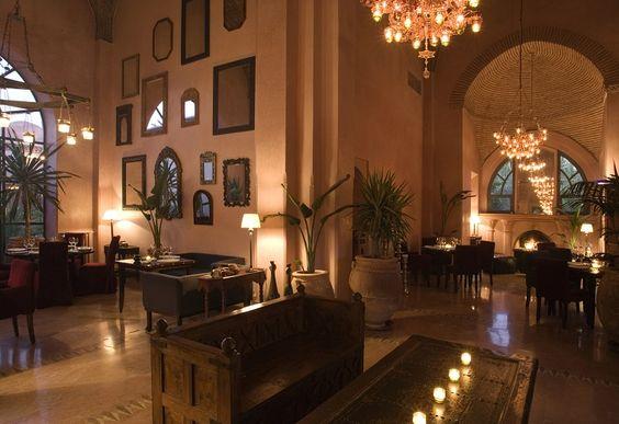 Salammbô dinner & lounge, Marrakech