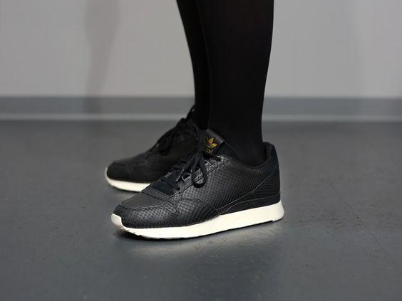 Adidas Zx 500 Schwarz