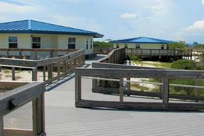 A truly and fully accessible beach park on Florida's Emerald Coast