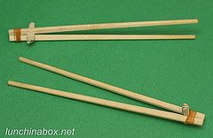 make your own learning chopsticks...still trying to learn!