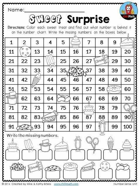 Pin On Matematica Preschool number worksheets 100