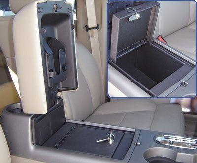 Auto Center Console