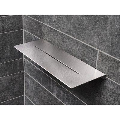 Badezimmer Ideen Dekoration Ablage Latitude Run Manzer Bath Shower