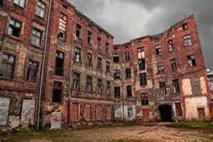 abandoned building oklahoma - -