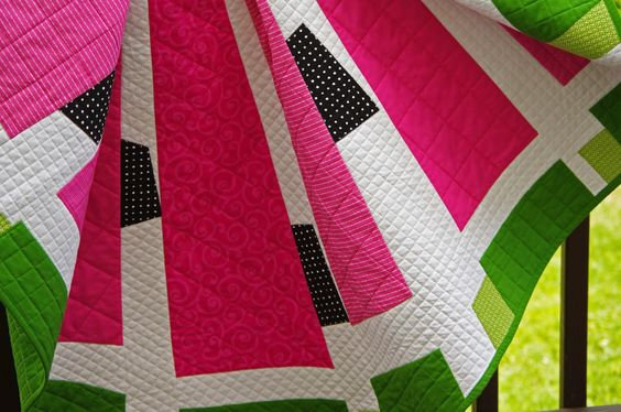 Ahhh...Quilting: Watermelon Wedge Quilt