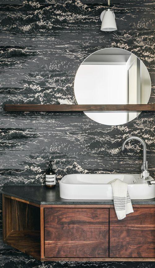 Lynn K. Leonidas | Balboa Powder Bathroom