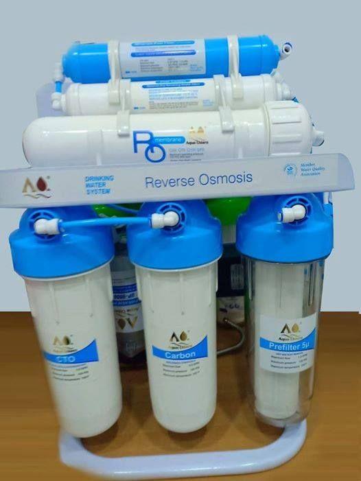 فلتر مياه 7 مراحل ضمان عام ضد عيوب الصناعة بسعر 2650ج Gatorade Bottle Reverse Osmosis Drink Bottles