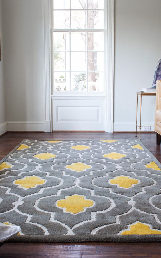 Grey Love This And Gray Rugs On Pinterest