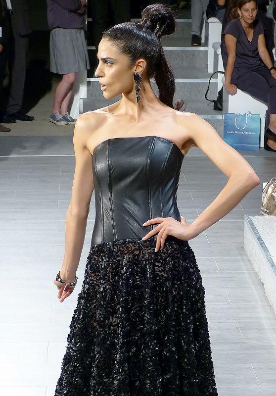 Guido Maria Kretschmer Spring/Summer 2015 - Mercedes Benz Fashion Week in Berlin - http://olschis-world.de  #GuidoMariaKretschmer #SS15 #MBFWB