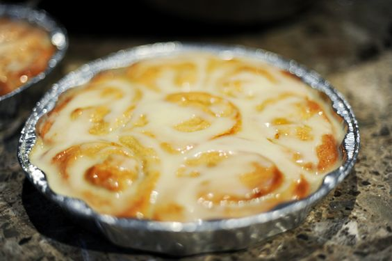 Orange-Marmalade Rolls by thepioneerwoman: All the goodness of cinnamon rolls AND marmalade. #Rolls #Marmalade_Rolls #thepioneerwoman