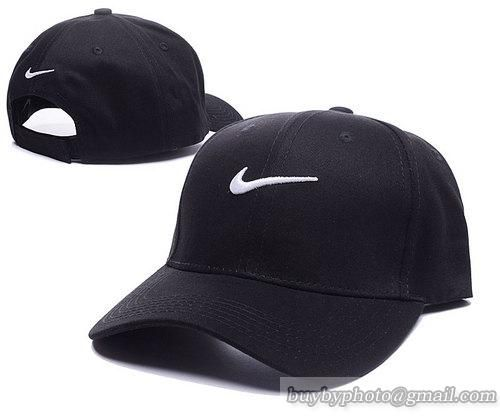 Nike Baseball Caps Black 100% COTTON 65bf2df494e