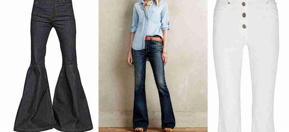 Estilos de jeans para otoño 2015 [FOTOS] | ActitudFEM