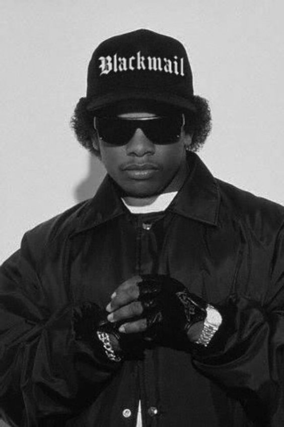March 26, 1995 - Rapper producer, and record executive Eazy-E (Eric Lynn Wright) died of AIDS in Los Angeles aged 31. Formed Ruthless Records, worked with Dr. Dre and Ice Cube.