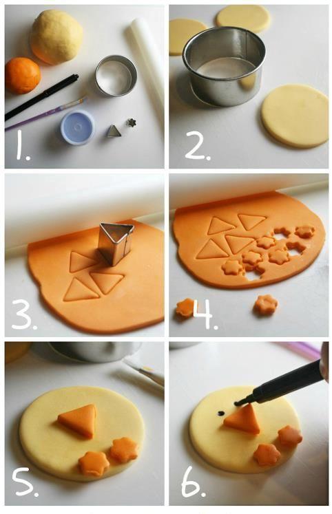 DIY - Cupcake Pintinho Amarelinho