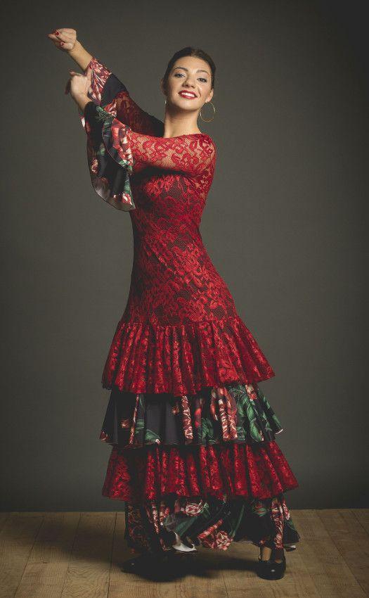 Robledo Vestido Flamenco Flamenco Dress Robe De Flamenco Em