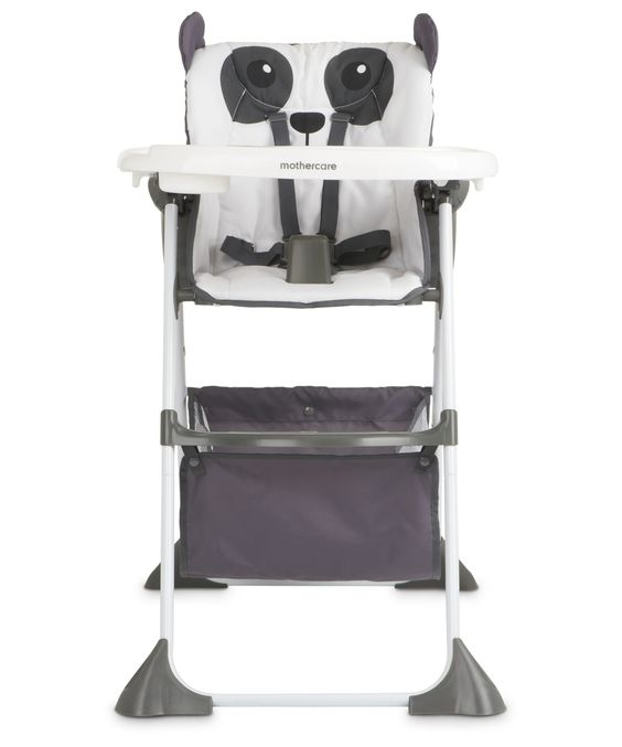 Mothercare Panda Highchair Highchairs Mothercare Bebe