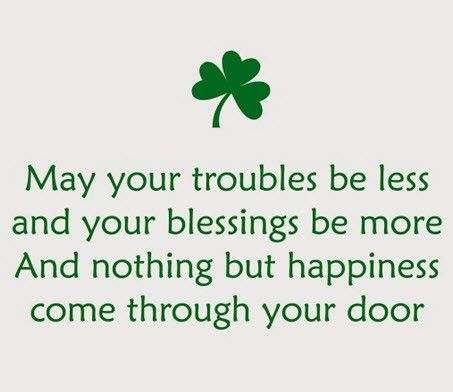 Happy St Patricks Day Quotes Wishes Greetings Messages And