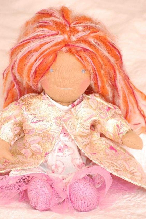 Frieda dolls - love the clothes on this doll.